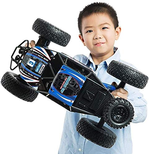 Lotees 01.10 RC High Speed ​​4WD Elektro-Auto-Fernbedienung Auto RTR Off-Road Buggy 45km / H 2.4 Ghz...