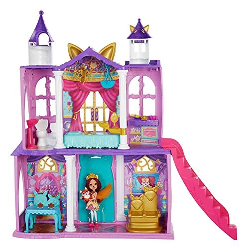 barbie castillo de reino arcoiris fabricante Enchantimals