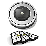 iRobot Roomba 860 Robotic Vacuum Cleaner (Vacuum + AeroForce Filters)