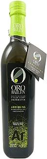 Aceite de Oliva Virgen Extra | Aceite Oro Bailén | Oro Bailén | Reserva Familiar | Aceite Variedad Arbequina | Botella 500 Ml | Aceite Gourmet