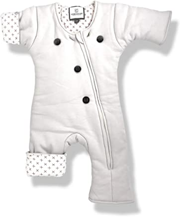 Baby Sleepsuit for Transitioning from Swaddle - 3-7 Months, 12-21 lbs