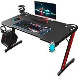 Homall Gaming Tisch Gaming Schreibtisch Gamer Computertisch Ergonomischer...