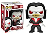 Funko - Figurine Marvel - Zombie Morbius Exclu Pop 10cm - 3700936102959