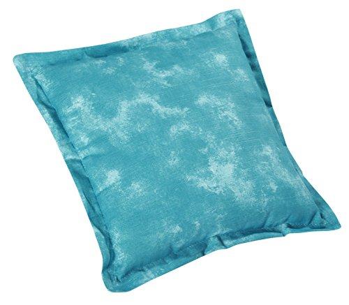BEST sierkussen STS, turquoise, 40 x 40 x 12 cm, 4121774