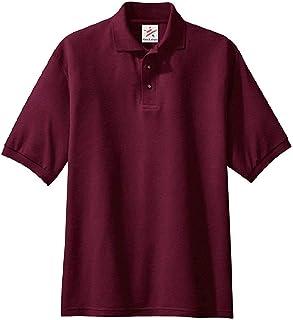 xpaccessories Mens Plain Blank Polo Shirt Short Sleeves Pique Top Mens Casual Regular Summer T-Shirt Sports Golf Shirts