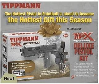 Tippmann TiPX (TPX) Deluxe Pistol Bonus Kit