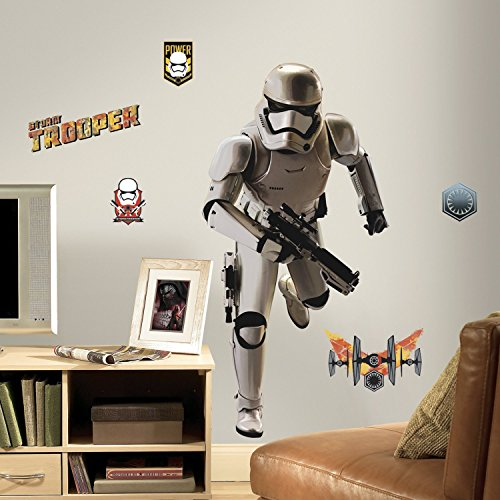 Stickers Repositionnables, Géants Stormtroopers Star Wars Episode VII