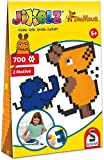 Schmidt Spiele 46112 Jixelz, Die Maus, 700 Teile, 2 Motive, Kinder-Bastelsets, Kinderpuzzle
