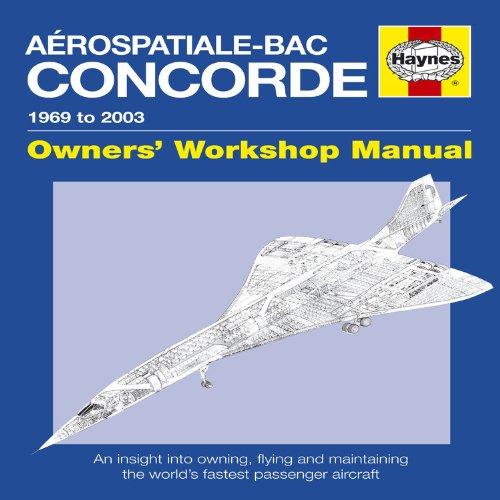 Concorde Manual (Haynes Owners' Workshop Manuals)