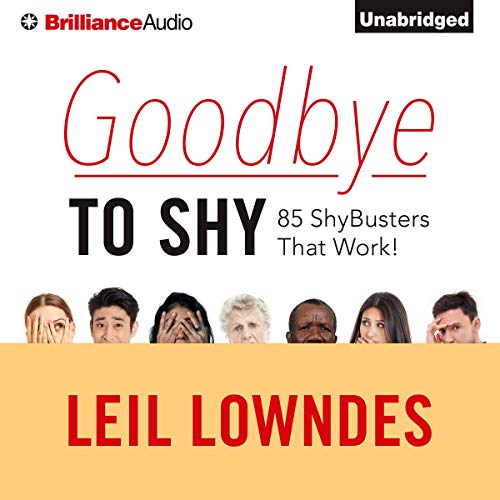 Couverture de Goodbye to Shy