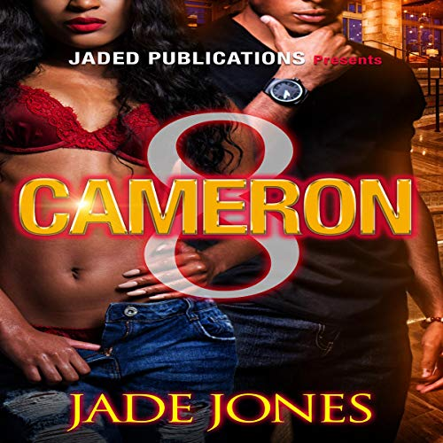 Cameron 8: The Finale audiobook cover art