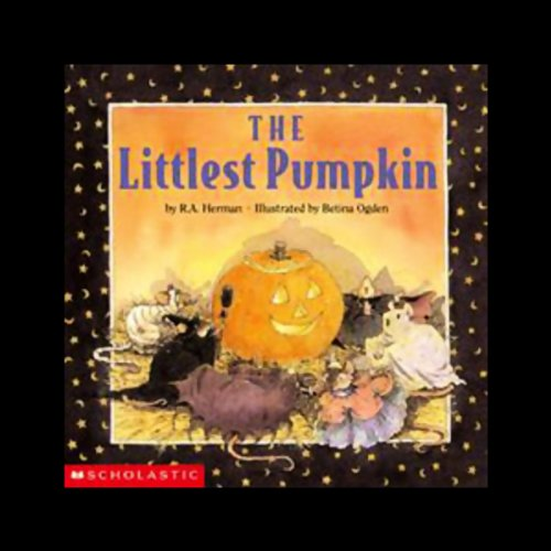 The Littlest Pumpkin copertina