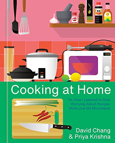 Cooking at Home: Or, How I Learned to Stop Worrying About Recipes (And Love My Microwave)
