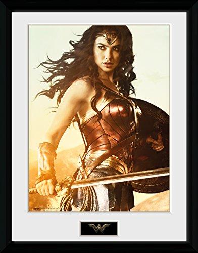 GB eye LTD, Wonder Woman, Espada, Fotografía enmarcada 30x40 cm