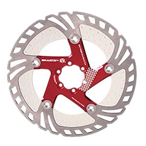 Bicicletas disco del rotor del freno Rotor de freno de disco flotante...