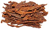 People's Choice Beef Jerky - Carne Seca - Limón Con Chile - Healthy, Sugar Free, Zero Carb, Gluten Free, Keto Friendly, High Protein Meat Snack - Dry Texture - 1 Pound, 16 oz - 1 Bag