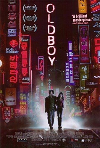 Oldboy Movie Poster (68,58 x 101,60 cm)
