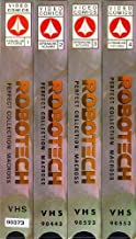 Robotech Perfect Collection : Macross Volumes 1, 2, 3, 4, 5, 6, 7 : Super-Dimensional Fortress: Macross & Robotech Episodes 1-14 VHS