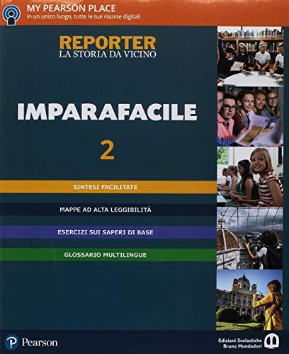 Reporter. Con Imparafacile. Per la Scuola media. Con ebook. Con espansione online (Vol. 2)