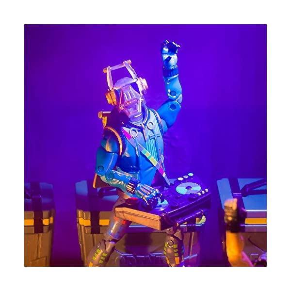 Fortnite FNT0127 DJ Yonder Legendary Series - Figura decorativa , color/modelo surtido 4