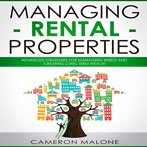 Managing Rental Properties audiobook cover art