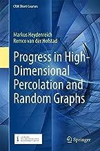 قيد التنفيذ في high-dimensional percolation و عشوائية graphs (crm قصير courses)