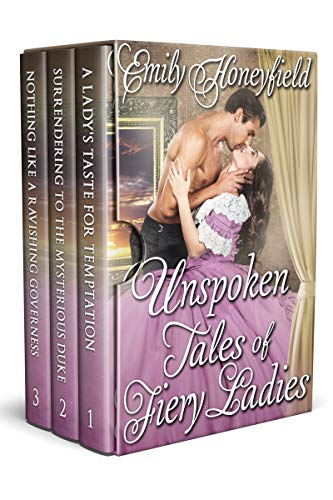 Unspoken Tales of Fiery Ladies
