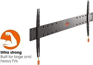 Vogel's BASE 05 L, Ultra fuerte soporte de pared para TV muy grande (102-203 cm, 40-80 Pulgadas) y mayor peso (máx. 70 kg), Fijo, Sistema VESA máx. 800x400 mm, negro
