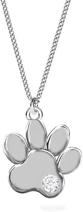 Peace Zirkonia Anhänger Halskette Ohrstecker 925 Echt Silber Mädchen Damen Set