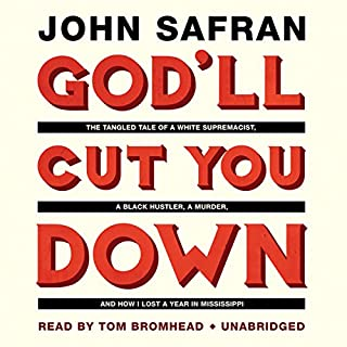 God'll Cut You Down audiobook cover art