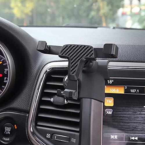 Cellulare Auto Supporto Auto Smartphone per Grand Cherokee WK2 2014-2019