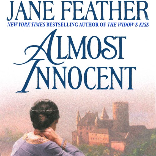 Almost Innocent audiobook cover art