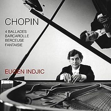 Chopin - 4 Ballades / Barcarolle / Berceuse / Fantaisie