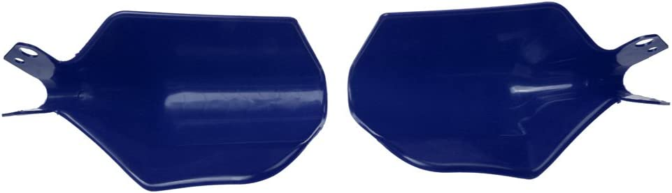 Azul Shiwaki 1 Par Paramanos Guardamanos para Moto Cubierta Protector de Mango 7//8 pulgadas Manillar para Moto