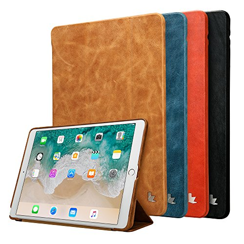ipad pro 10.5 ケース 本革 iPad Proケース 10.5 【Jisoncase】 アイパッドプロ ケース 10.5オートスリープ...