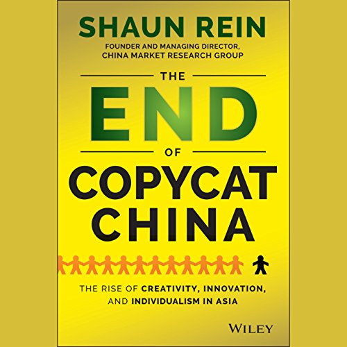 The End of Copycat China cover art