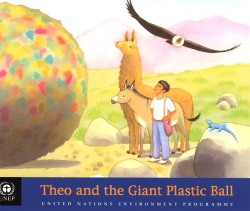 Theo And the Giant Plastic Ball