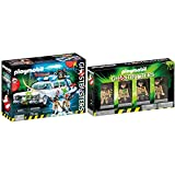 PLAYMOBIL Ghostbusters Ecto-1 & Ghostbusters Collector's Set Ghostbusters