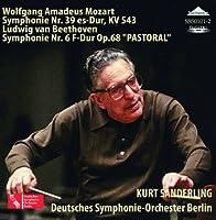 モーツァルト:交響曲第39番、ベートーヴェン:交響曲第6番「田園」