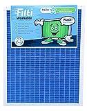 Filti Washable HVAC AC Furnace Filter - (16 x 25 x 1) MERV 13 | Reusable Nanofiber Home Air Filter Capture the Smallest Particles & Ultra Fine Pollutants