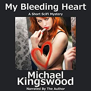My Bleeding Heart audiobook cover art