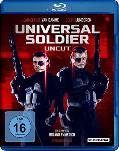『Universal Soldier: Uncut / Digital Remastered』のトップ画像
