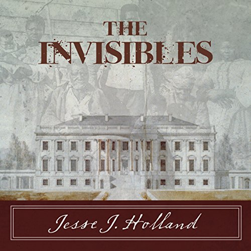 The Invisibles audiobook cover art