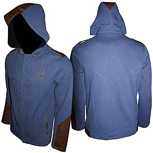 Assassin's creed unity veste pour homme lin taille xL veste à capuche assassins creed