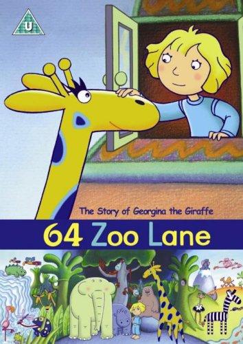 64 Zoo Lane - Georgina The Giraffe