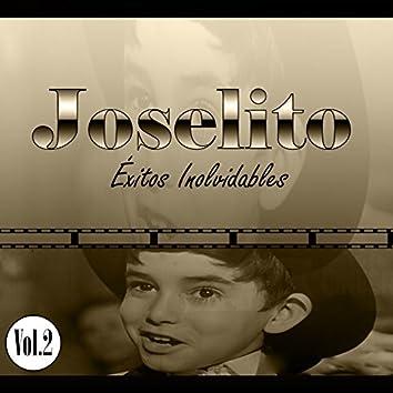 Joselito - Éxitos Inolvidables, Vol. 2