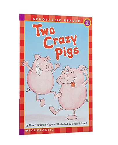 Two Crazy Pigs (Hello Reader. Level 2)の詳細を見る