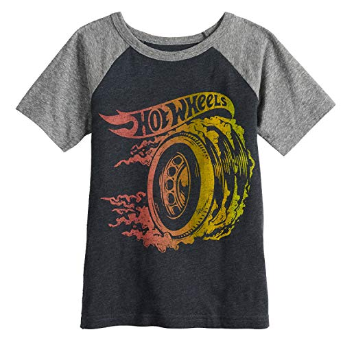 Jumping Beans Boys 4-12 Hot Wheels Graphic Tee 12