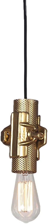 Karman nando, lampada a sospensione,in metall dorato SE1092O INT