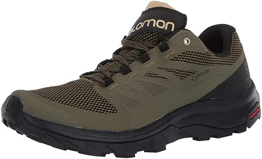 NEW Salomon Men's Outline Hiking GTX Rare